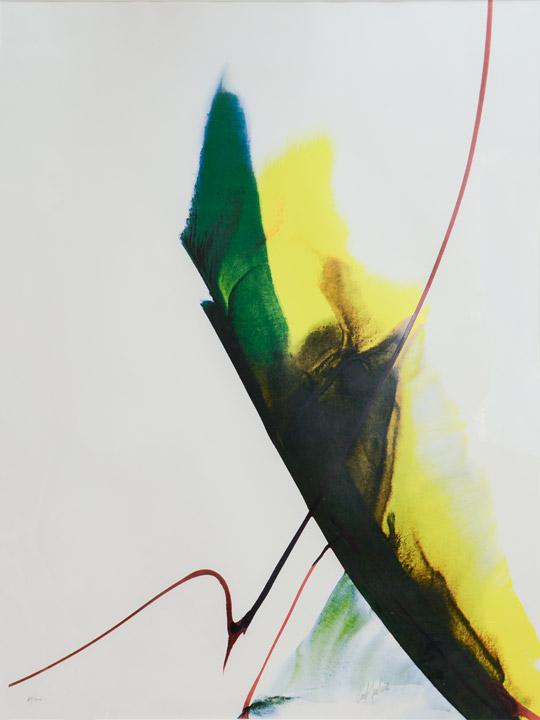 Paul Jenkins - Abstract