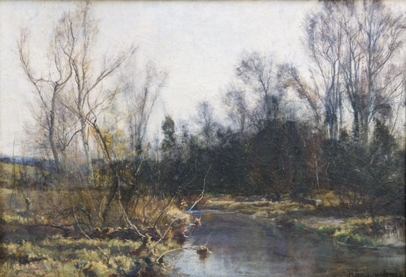 Hugh Bolton Jones - Landscape