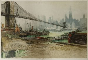 Luigi Kasimir - Brooklyn Bridge NYC