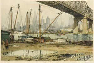 Luigi Kasimir - Queensboro Bridge NYC