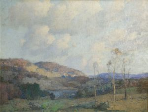 William Kaula - Landscape