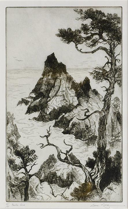 Gene Kloss - Pacific Cove