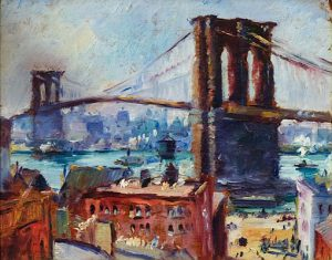 Max Kuehne - Brooklyn Bridge