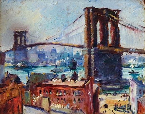 Max Kuehne - Brooklyn Bridge