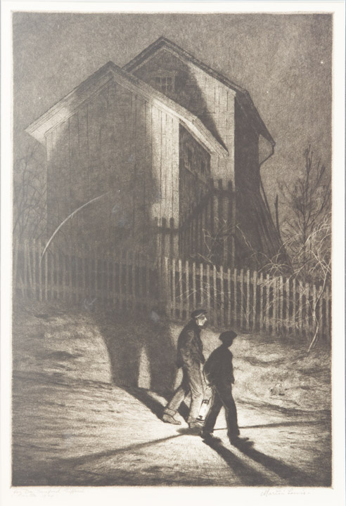 Martin Lewis - Haunted