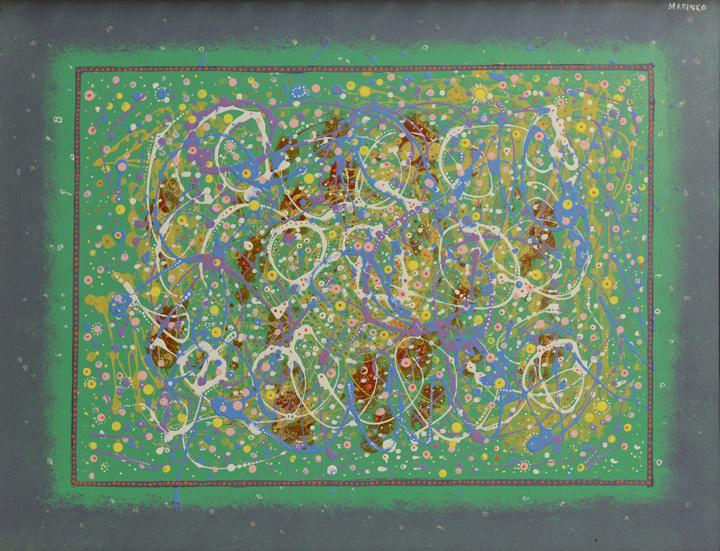 George Marinko - Abstract 9