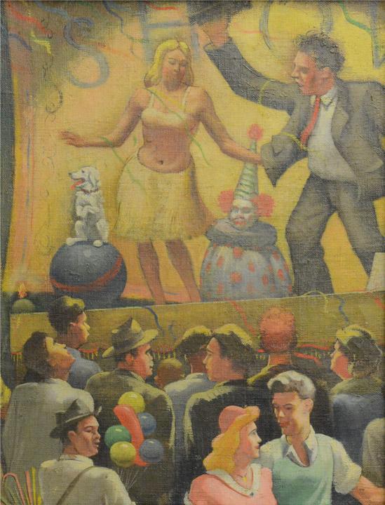 George Marinko - Circus #2