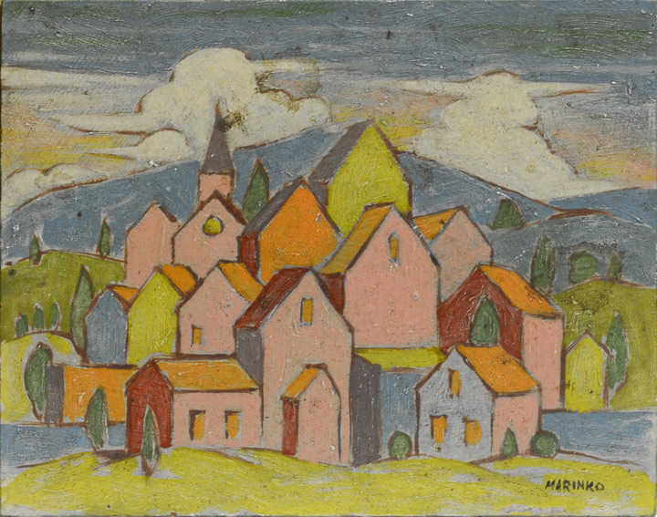 George Marinko - Country Village
