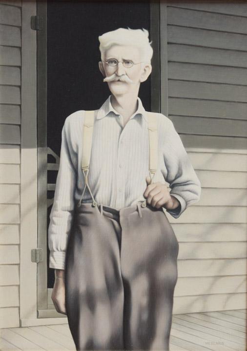 Roger Medearis - Old Settler
