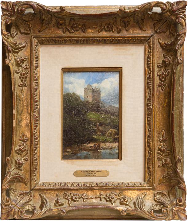 Andrew Melrose - Scottish Castle