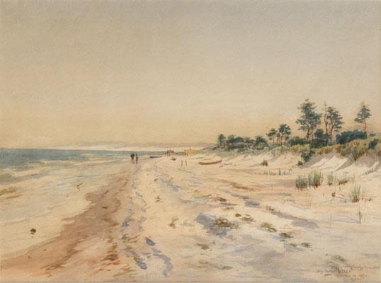 James Henry Moser - Ocean View Virginia