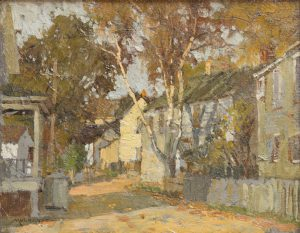 Fred Mulhaupt - Mansfield St, Gloucester