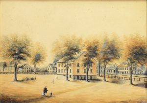 William Giles Munson - New Haven Green