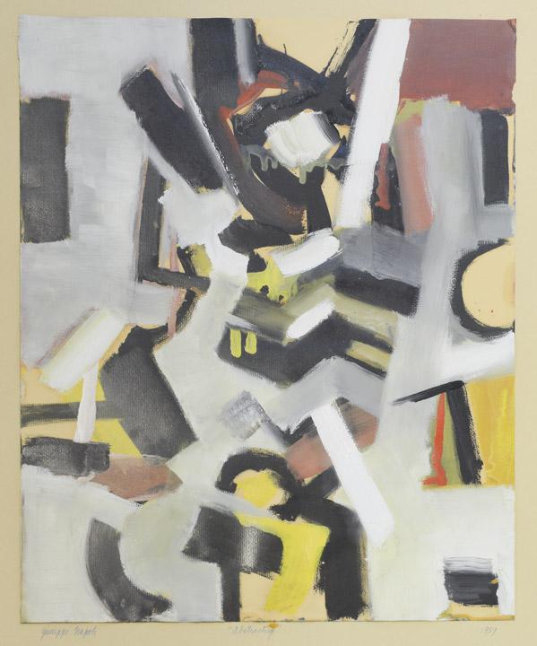 Giuseppe Napoli - Abstraction