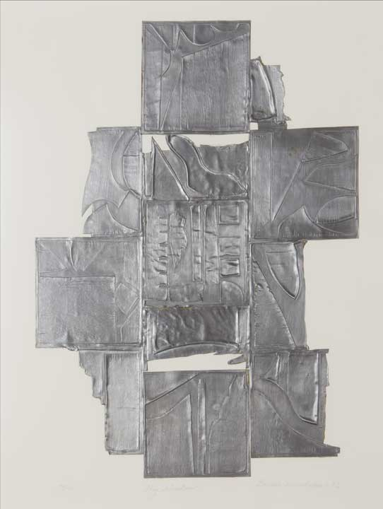 Louise Nevelson - Sky Shadow