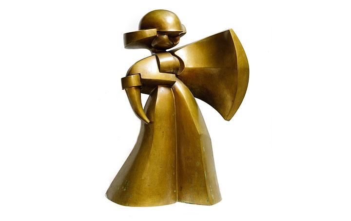 Howard Hancock Newman - Bronze