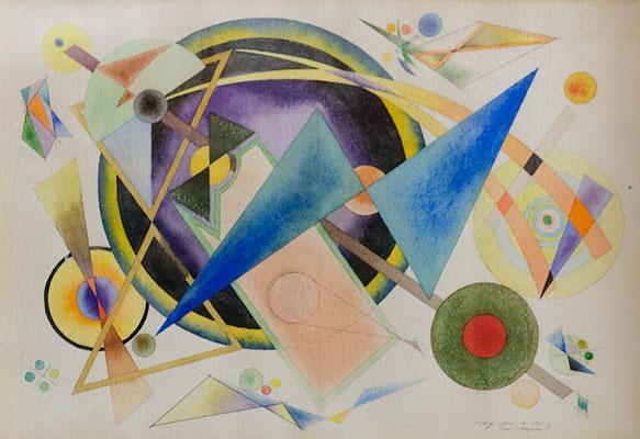 Lloyd Ney - Composition #1