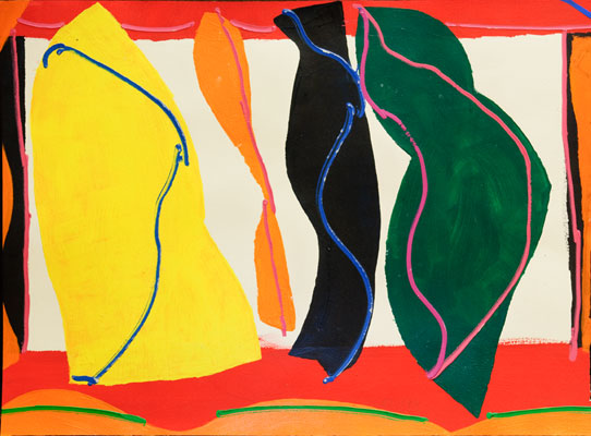 Ray Parker - Abstract I