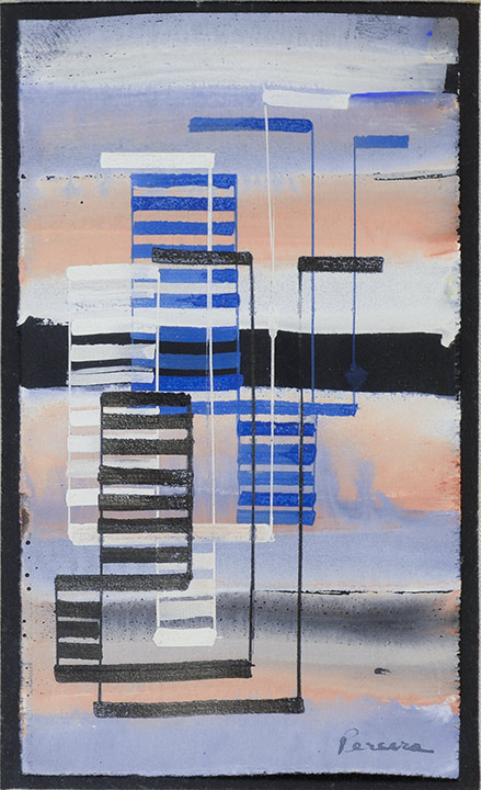 Irene Rice Pereira - Abstract 2