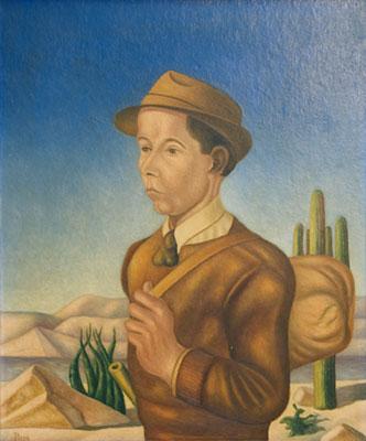 Charles Picco - Desert Scene