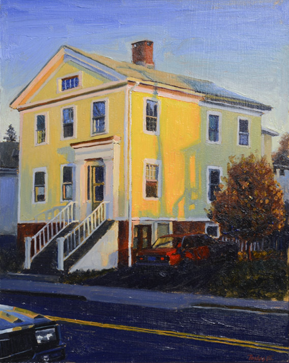 Peter E. Poskas III - Quinnipiac Avenue, New Haven, CT