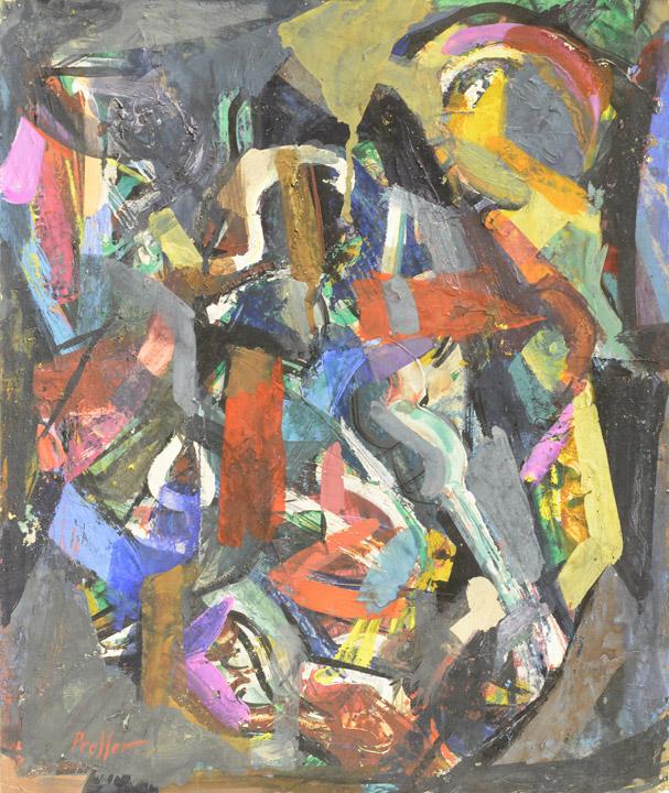 Josef Presser - Abstract 1