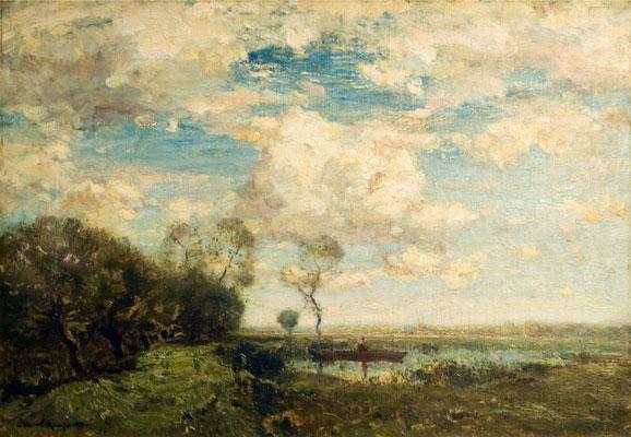 Henry Ward Ranger - Landscape