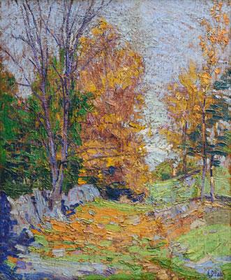 Ernest Roth - Landscape