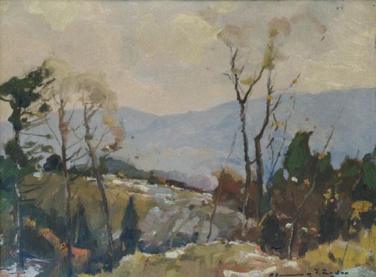 Chauncey Ryder - Landscape