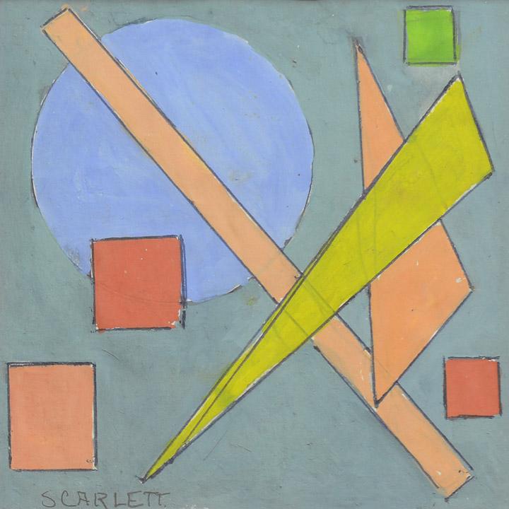 Rolph Scarlett - Abstract #8
