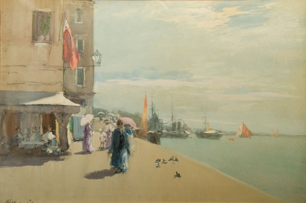 Francis Hopkinson Smith - Venice