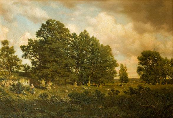 Henry Pember Smith - Landscape
