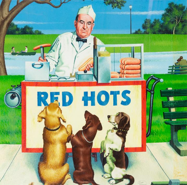 Stan Ekman - Red Hots