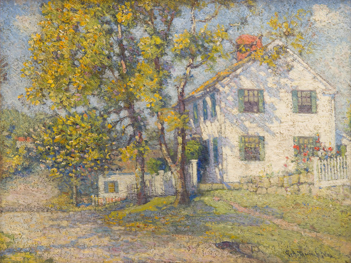 George Albert Thompson - Old Lyme Connecticut