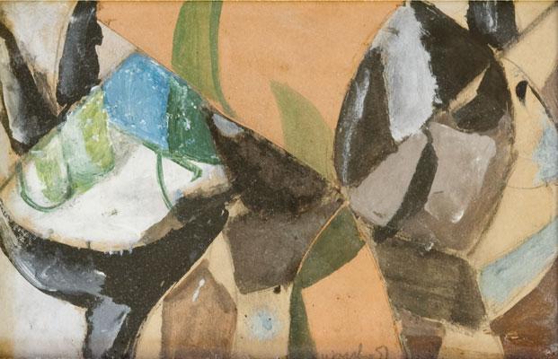 Howard Warshaw - Abstract