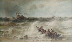 Theodore Weber - Seascape