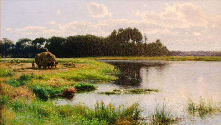J.D. Woodward - Long Island Landscape